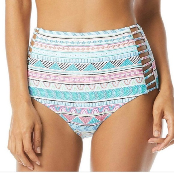 Coco Reef Other - Coco Reef Santa Cruz Swimsuit Bottoms High Waisted